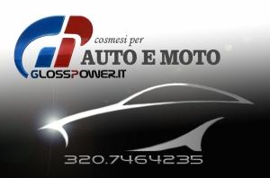 Cosmesi per auto e moto